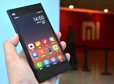 Xiaomi mi3 gia ra tai ha noi