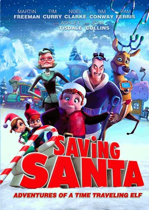Saving Santa ขบวนการภูตจิ๋ว พิทักษ์ซานตาครอส [HD][พากย์ไทย]