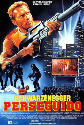 Perseguido (1987) [BRrip 1080p] [Latino] [Acción]