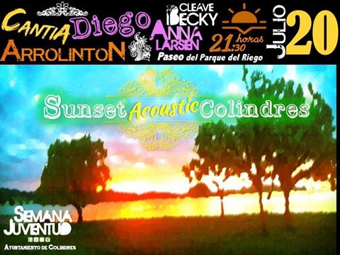 II Sunset Acoustic Colindres
