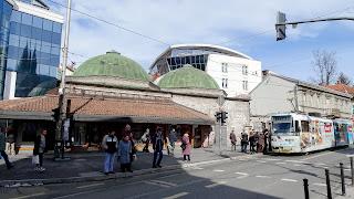 Around the Ferhadija Street