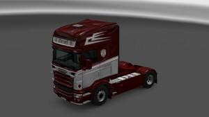 Scania RJL Pierrard Transports Skin