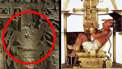 Ancient Aliens and the Mayans.