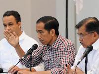 Gerah dengan Banjir Jakarta, Jokowi Akhirnya Bersuara Keras, Ini yang Dikatakan...