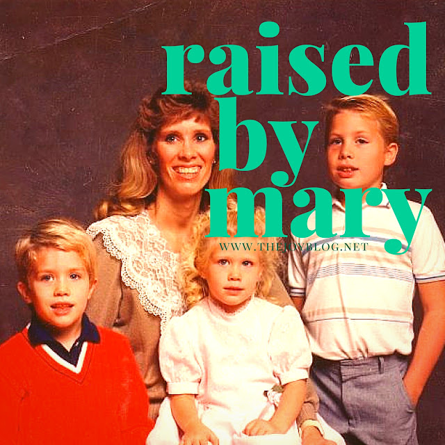 A Birthday Playlist for My Mom // WWW.THEJOYBLOG.NET