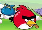 Angry Bird Journey