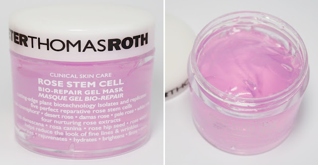 Peter Thomas Roth Rose Stem Cell, Pumpkin Enzyme, Cucumber Gel Mask