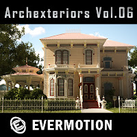 Evermotion Archexteriors vol.06 室外3D模型第6季下載