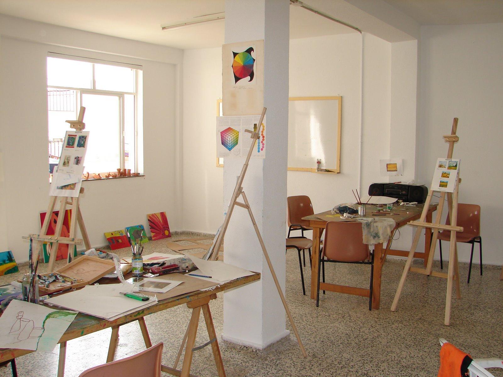 Pintura y modelado taller de pintura para j venes casa - Decorarte pinturas ...