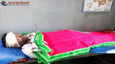 চাঁপাইনবাবগঞ্জের গোমস্তাপুরে সড়ক দূর্ঘটনায় নিহত ১ আহত ২