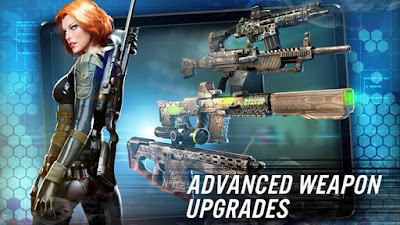 CONTRACT KILLER: SNIPER Apk v5.0.1 Build 5012 (Mod Gold)