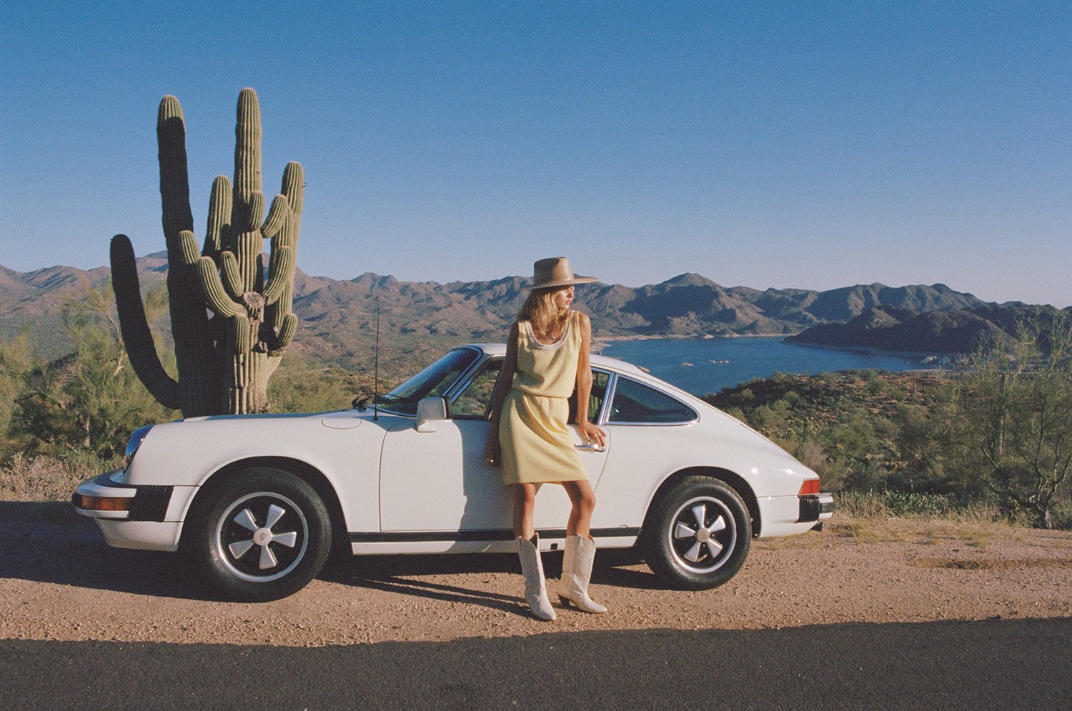 5 Things I Love & Lack Of Color's Sunbathing In Arizona | Jackie O My