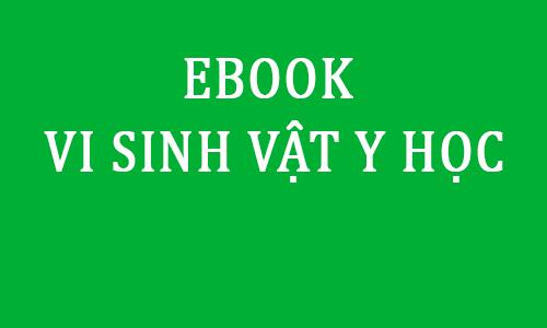 Giáo trình vi sinh vật y học pdf
