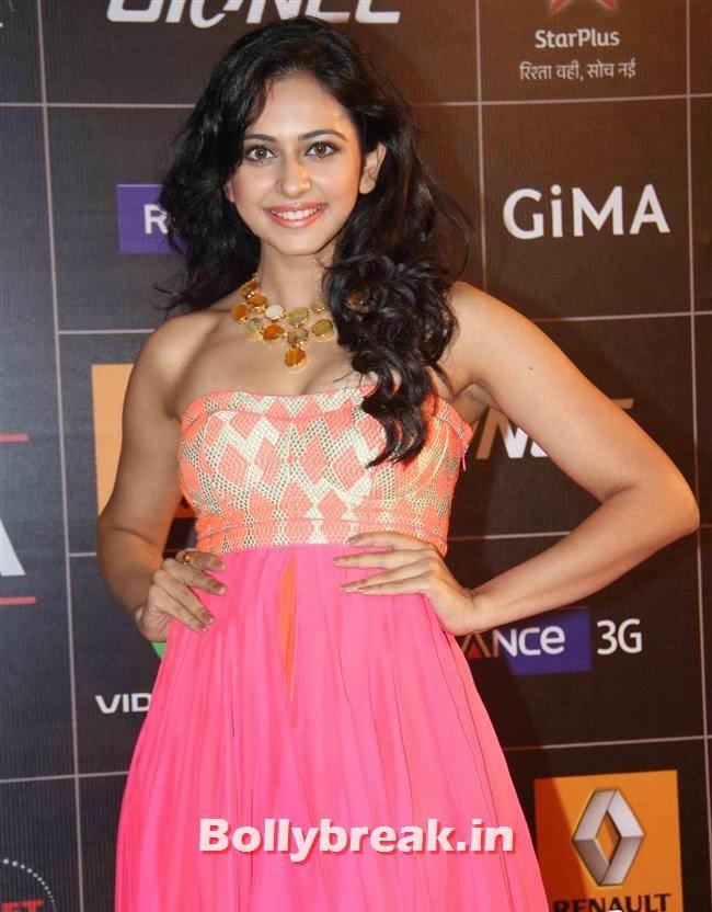 Rakul Preet Singh, Global Indian Music Awards 2014 Pics