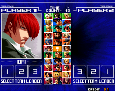 Ultra Rom the king of fighters 2003 - Screenshot 01