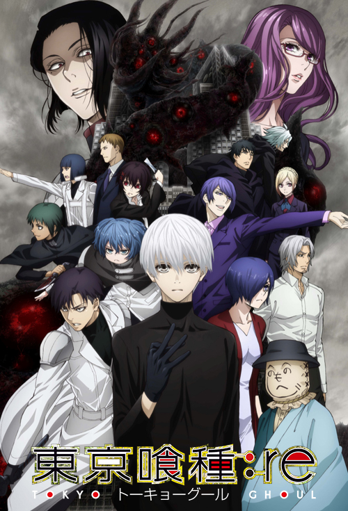 Tokyo Ghoul:re 2nd Season Episodios Completos Descarga Sub Español