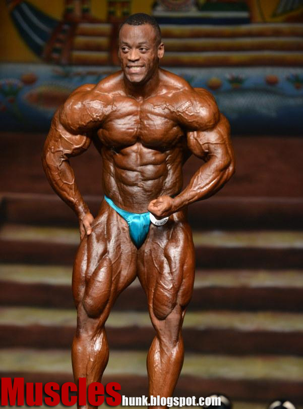 Top 10 Trending Bodybuilders of 2016