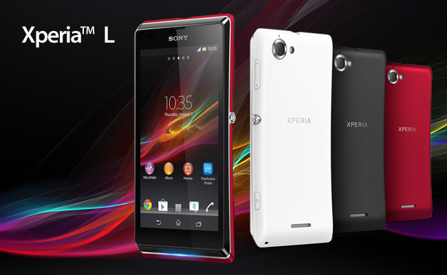 Sony Xperia L Price Guide