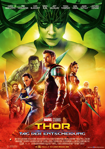 Download Thor: Ragnarok in Hindi