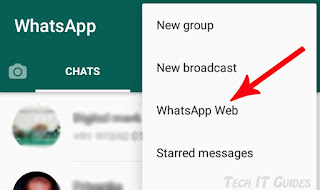 2 select-and-tap-on-WhatsApp-Web-to-Use-WhatsApp-on-window-or-mac