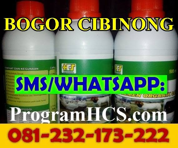 Jual SOC HCS Bogor Cibinong