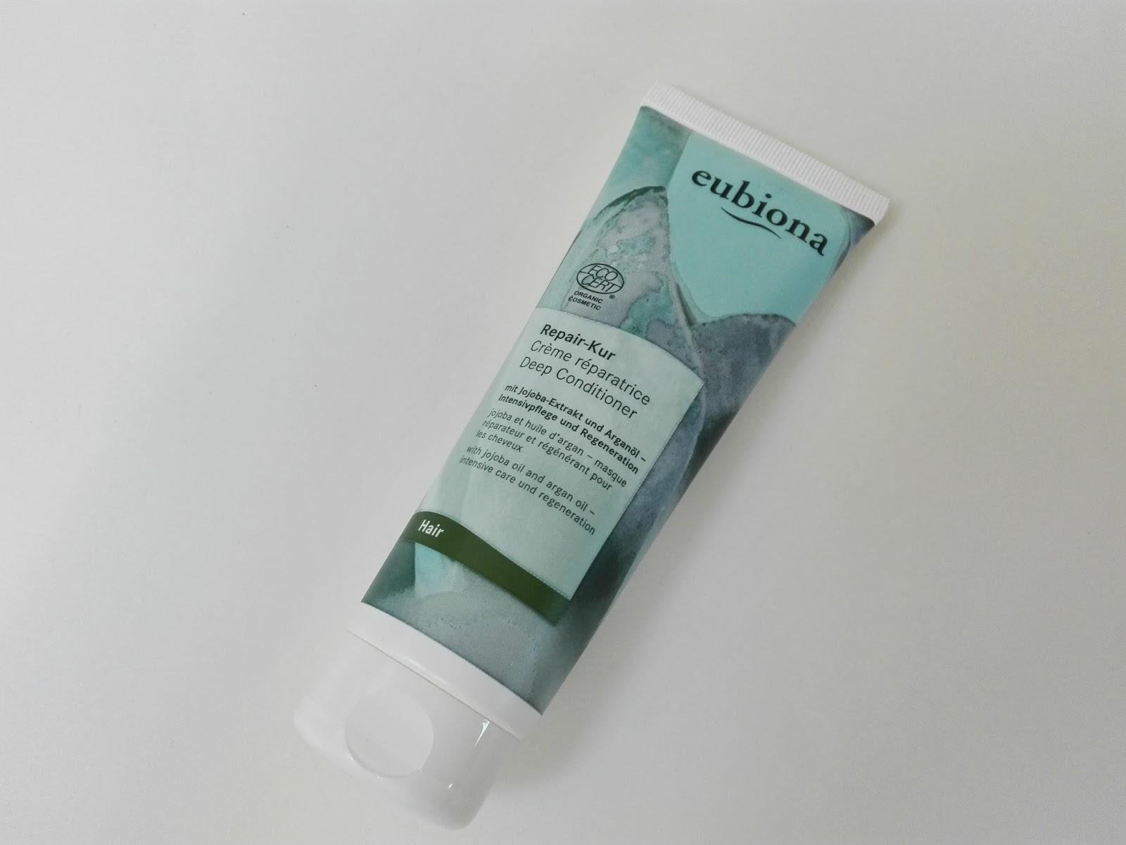 Eubiona - regeneracyjna kuracja do włosów - recenzja