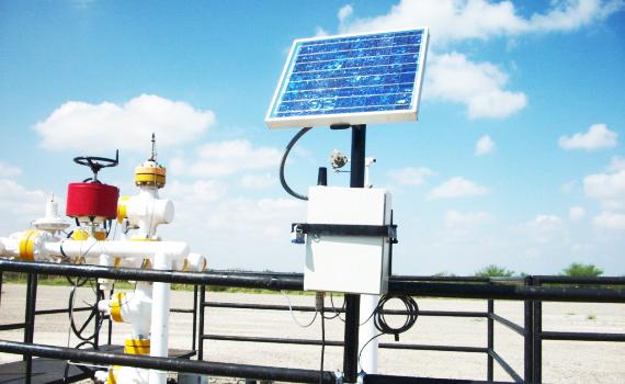 Con los terminales y aplicaciones de JabaSat M2M, las empresas de la industria del petróleo y gas poseen una solución de punto a punto para conectar