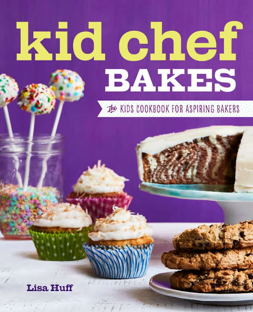 Kid Chef Bakes cover photo
