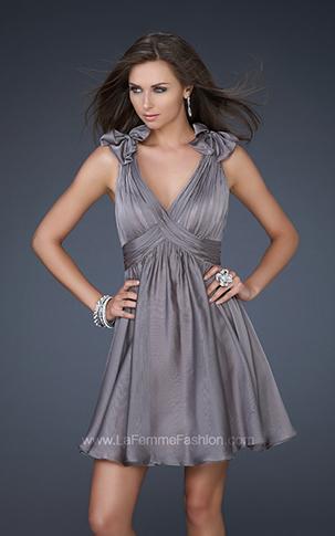 Modelos de vestidos cortos ultima moda