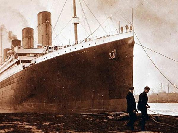 Titanic - 5  Livros que Relatam 107 Anos de Histórias e Perdas