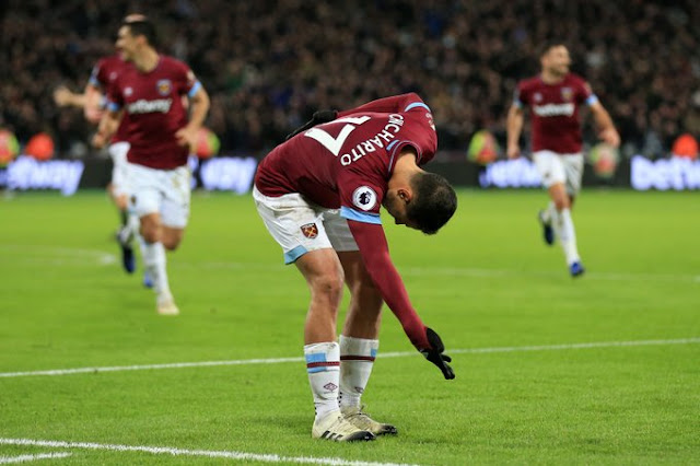 West Ham United Chicharito