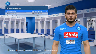PES 2017 Theme G-Style Graphic Menu 2018 by G-Style