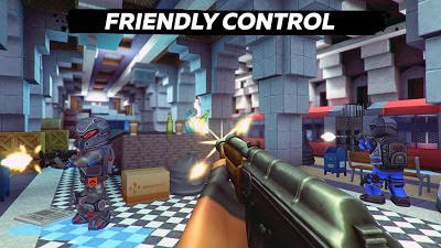 تحميل لعبة اطلاق النار KUBOOM النسخة المهكرة
