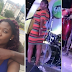 See how Mercy Johnson's husband reacted when she twerked on stage during GLO concert