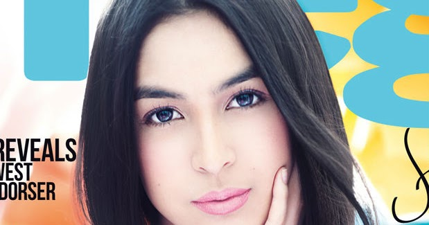 Claudine Barretto Addresses The Accusation On Her Being: Julia Barretto Debuts As Cover Girl For 'Meg' Magazine May