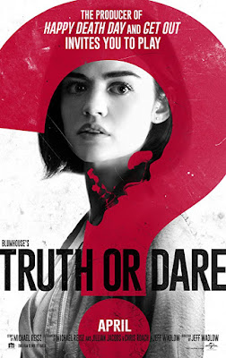 Sinopsis Truth or Dare (2018)