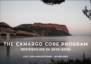 Camargo Foundation Core Program 2019