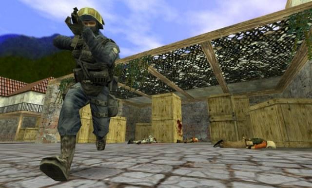 Counter Strike 1.6 PC Gameplay
