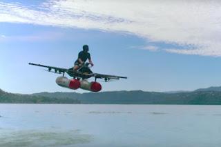 Beredar, Video Mobil Terbang Bikinan Startup Bos Google