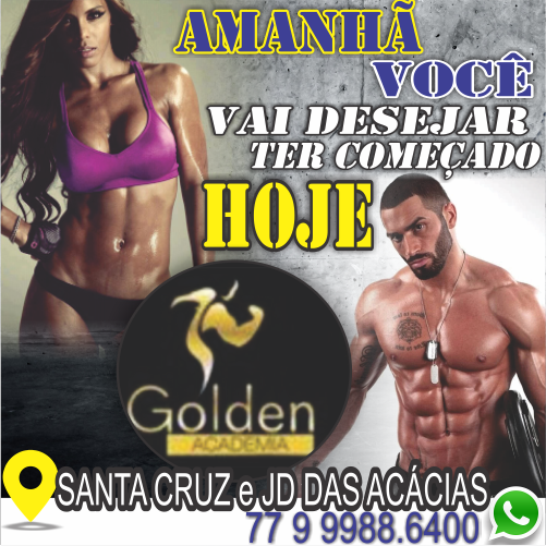 GOLDEN FITNESS ACADEMIA