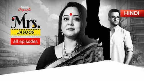 Mrs Jas0os 2019 Hindi WEB Series Complete