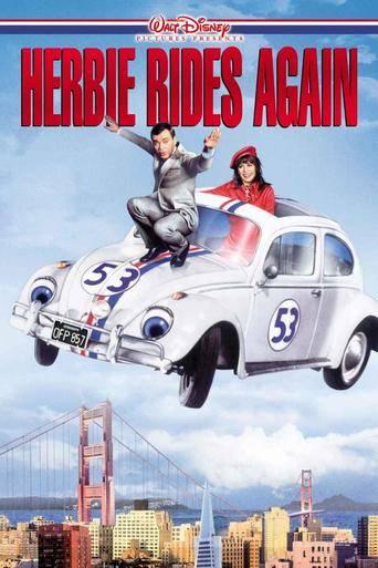 Herbie Rides Again (1974) ταινιες online seires oipeirates greek subs