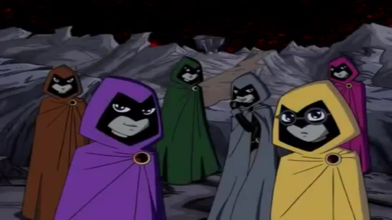 Mr Movie Teen Titans My Top 10 Favorite Episodes Part 2 Of 3-8932