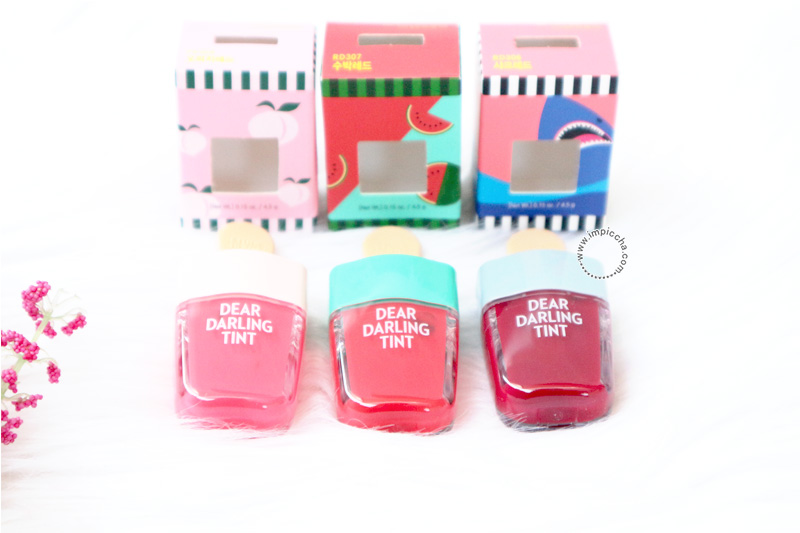 Etude Dear Darling Tint Ice Cream