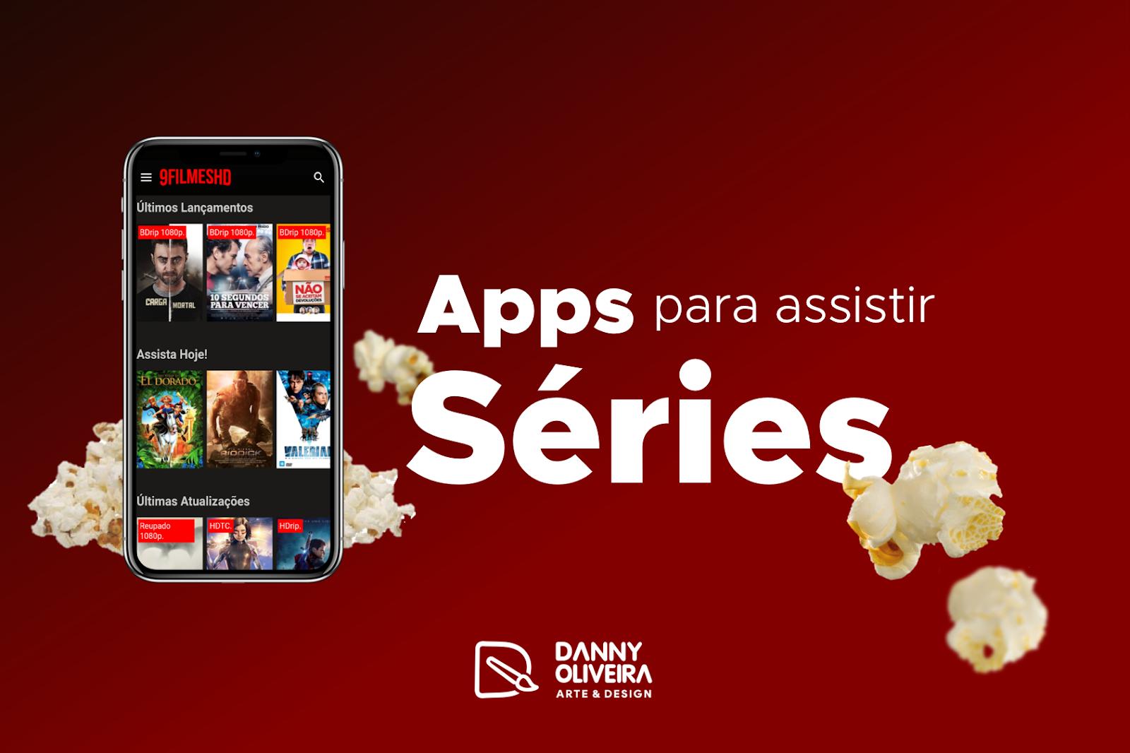 Aplicativos para assistir séries e filmes grátis