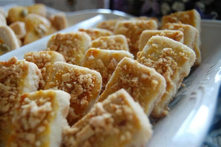 resepi biskut suji berkacang