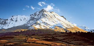 Aclara Semarnat función del Programa de Manejo de Nevado de Toluca