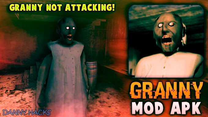(🔥No Root🔥) Granny - Mod APK 1.6.1 | Granny Not Attacking MOD CHEATS for Android 2019