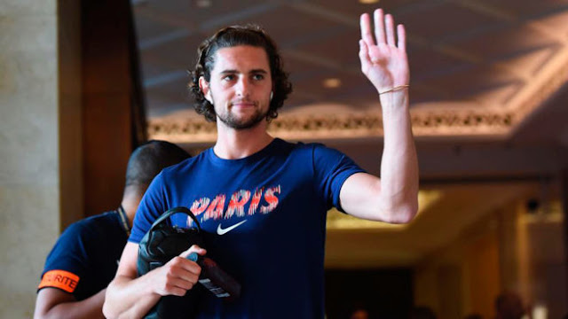 PSG Star Rabiot Considers Liverpool After 'Several Conversations'