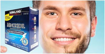Kirkland Signature Minoxidil 5% Original 100% (penumbuh Brewok, Obat Brewok,minoxidil,penumbuh Rambut, Kirkland Murah, Penumbuh Kumis, Penumbuh Jambang)